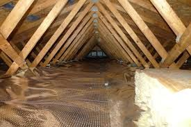 Benefits Of Installing Attic Radiant Barrier During The Construction Air Conditioning Repair Hvac Residential Radiant Barrier