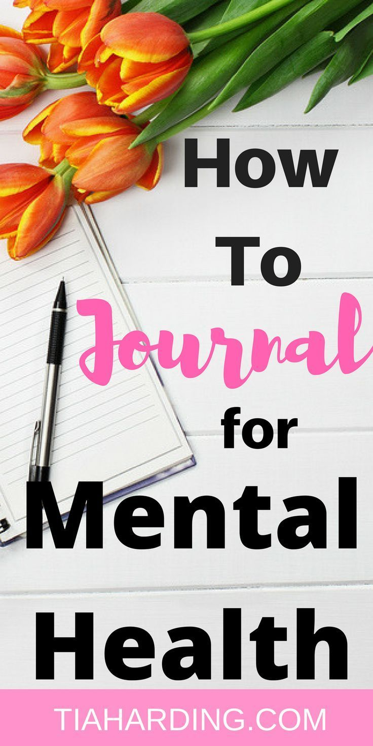 How To Journal For Mental Health #mentalhealthjournal