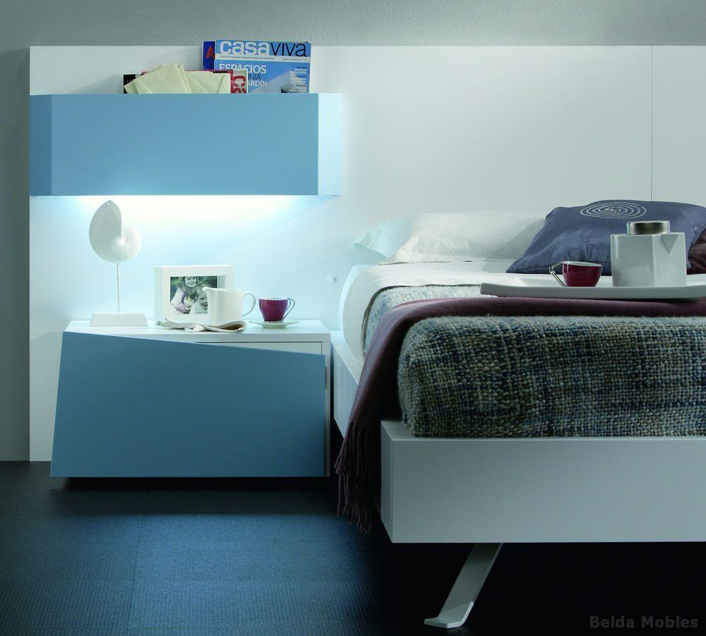 Dormitorio moderno 2 - Muebles Belda