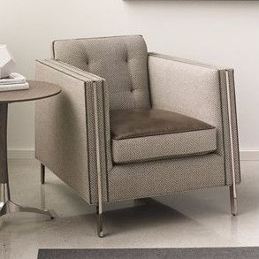 Blended Family Chair Caracole Luxe