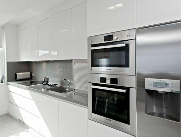 ▷ 1001+ Idées pour une petite cuisine équipée + des intérieurs gain - quel carrelage pour une cuisine