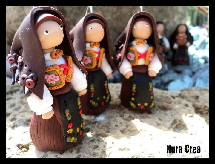 Laconi abito tradizionale femminile
