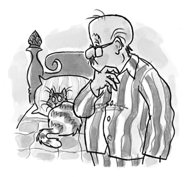 Mr Putter And Tabby Coloring Pages Coloring Pictures Tabby