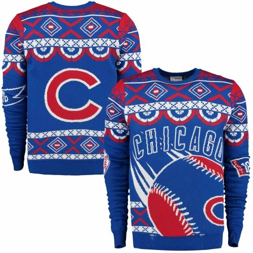 Chicago Cubs Ugly Sweaters - Christmas Gifts for Everyone   Sports ...