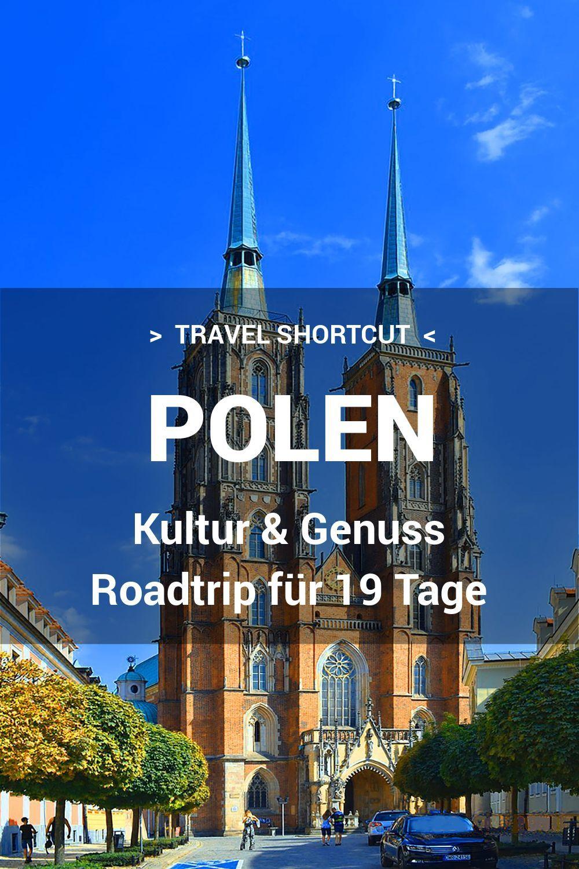 Roadtrip Durch Polen Travel Shortcut Rundreise Polen Urlaub Rundreise Reisen