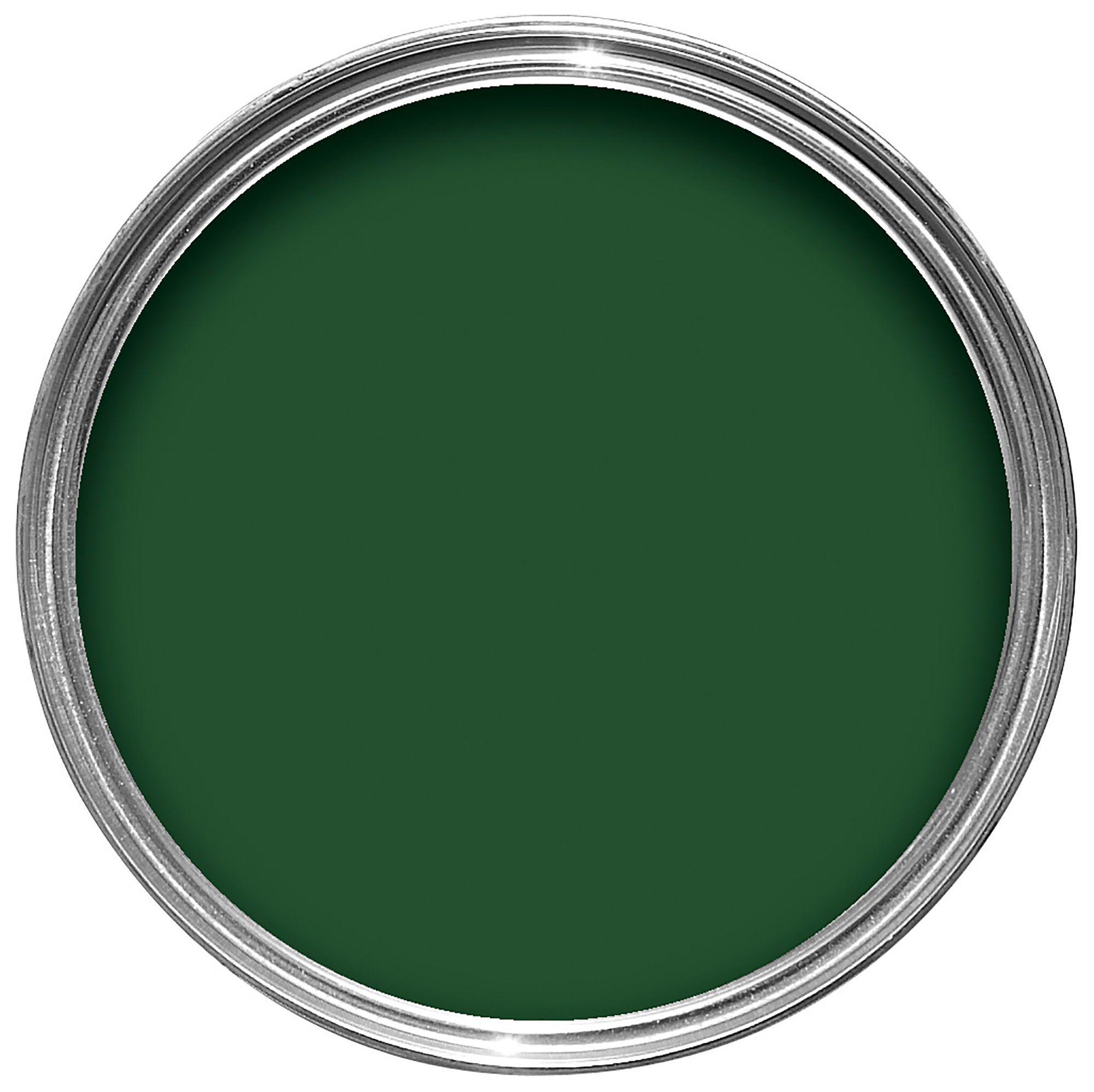 Colours Exterior Buckingham Green Gloss Wood U0026 Metal Paint 2.5L |  Departments | DIY At