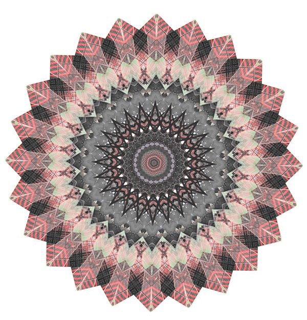 ღ Happy New Year Mandala ღ
