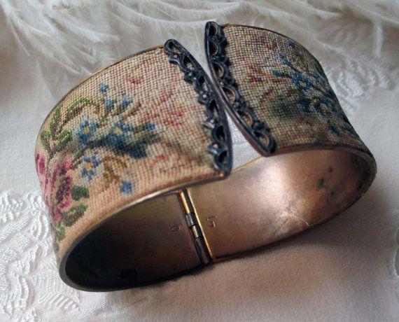 vintage bracelet cuff