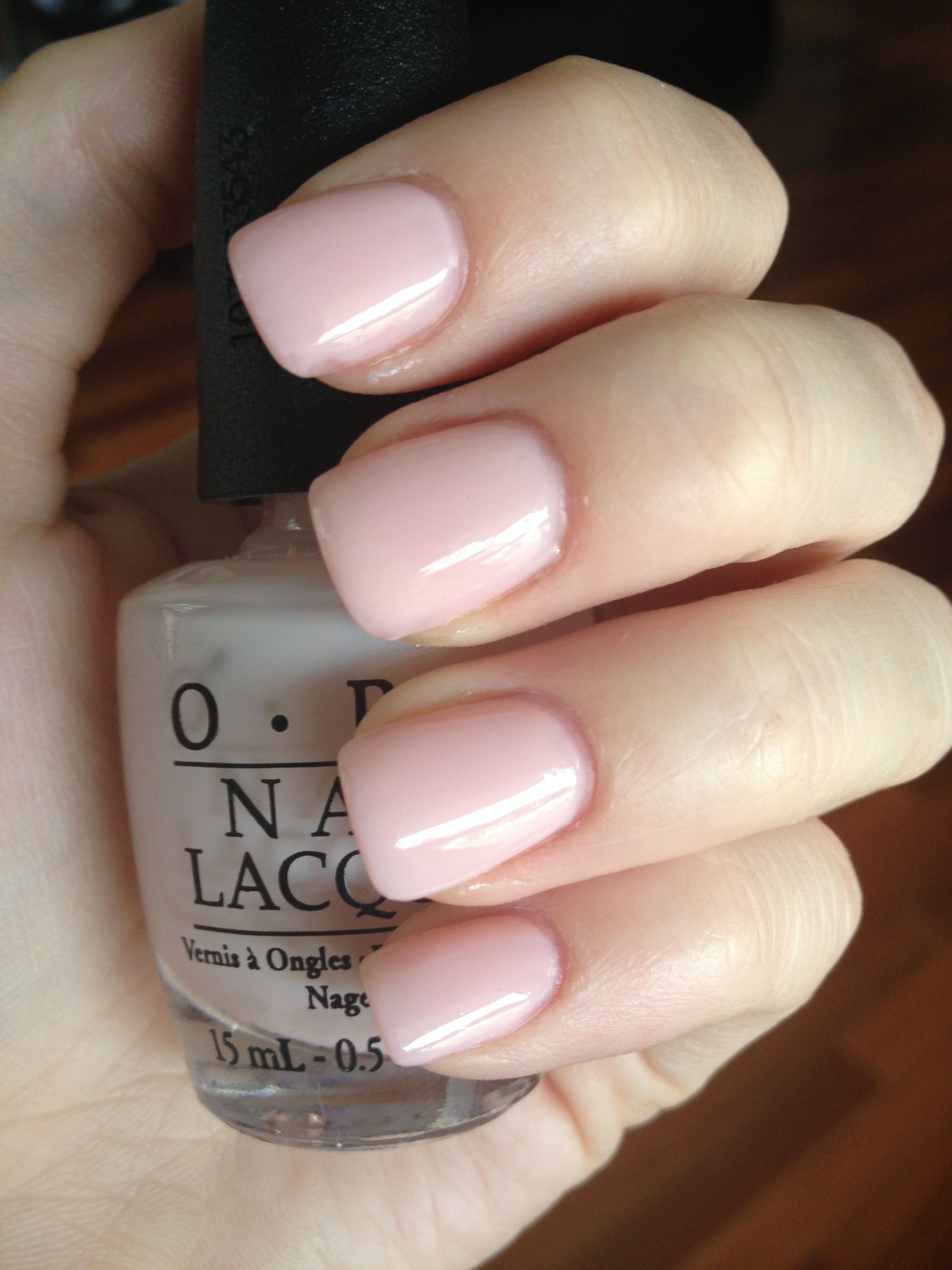 OPI Bubble Bath...best nude shade! | o n g l e s | Pinterest