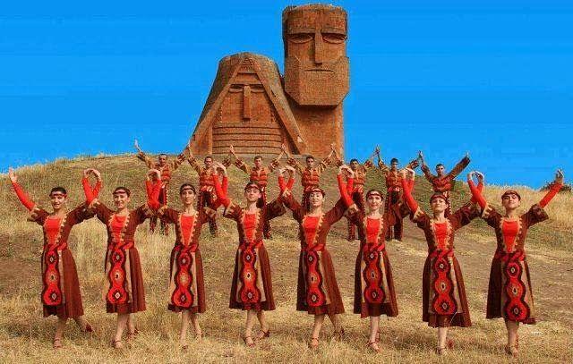 Karnegi: The Ancient Land of Armenia