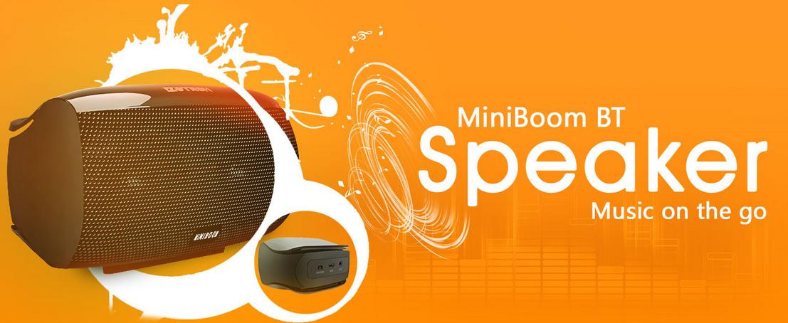 Buy MiniBoom BT Speakers Online and Lowest Price