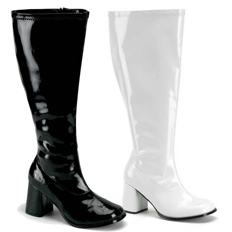 Wide Width and Wide Calf GoGo Pleaser