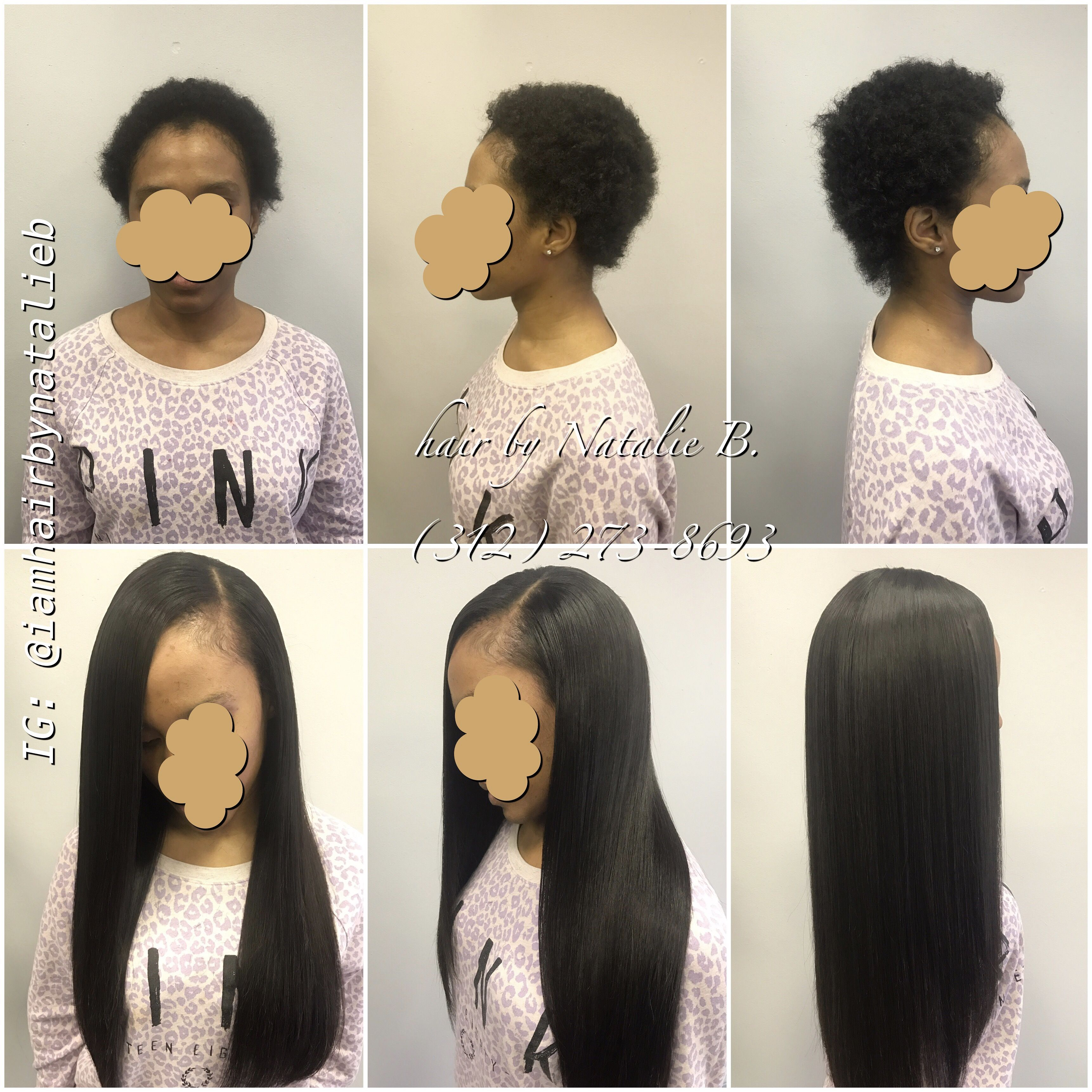 Do you have short, natural hair---and want to try a sew-in ...