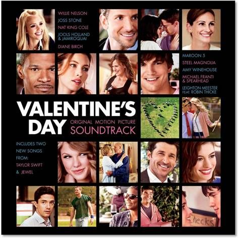 Taylor Acted In A Movie Called Valentines Day Where The Cast Was