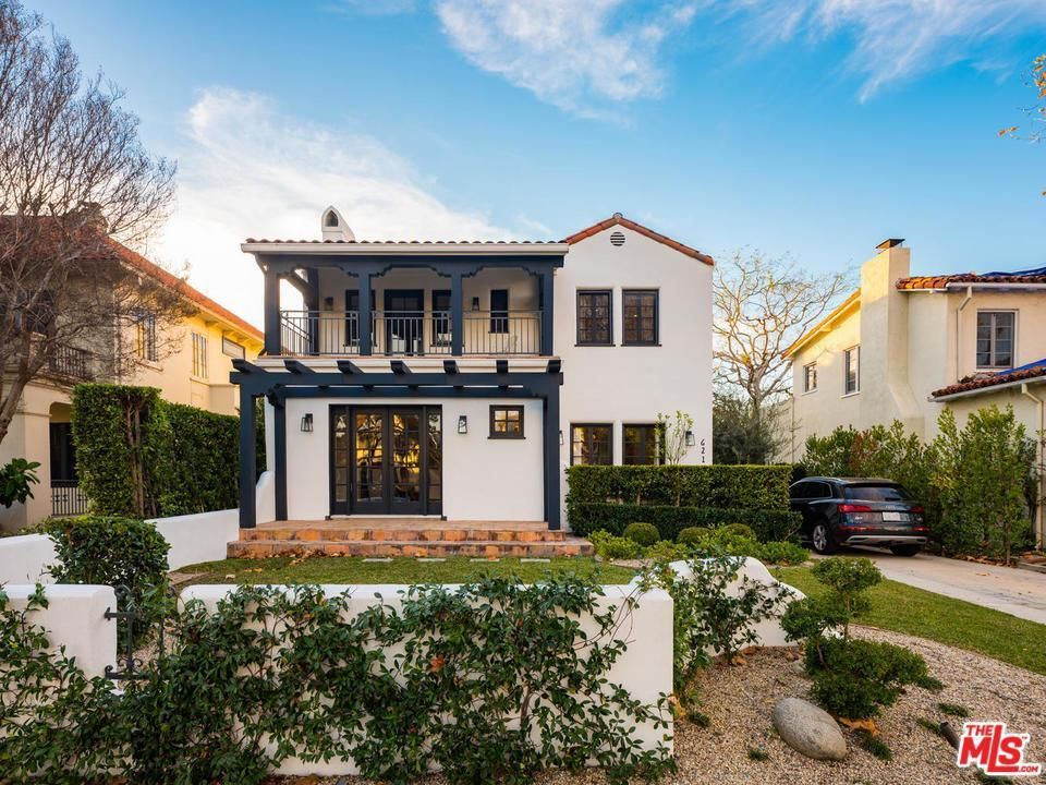 621 N Cherokee Ave Los Angeles Ca 90004 4 Beds 3 5 Baths Spanish Style Homes Los Angeles Real Estate Spanish Style