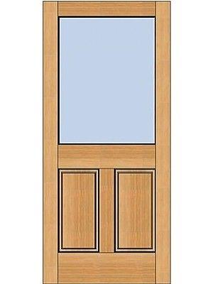 1 Lite 2 Panel Fir Buffelen Entry Single Door F144 Sku F144 Exterior Doors With Glass Entry Doors With Glass Wood Entry Doors