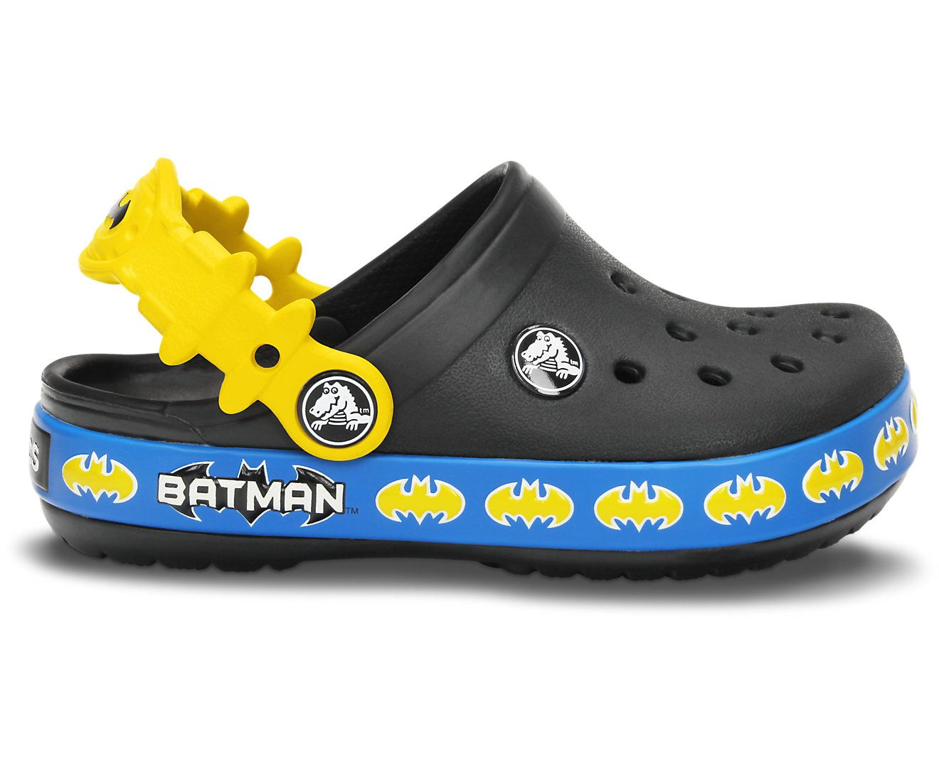 858c87fd70 Crocs Batman™ Shield Clog - SO cute (and also classic) | Styles For ...