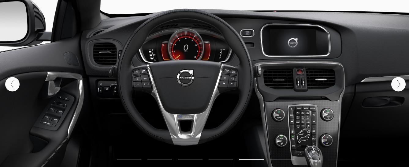Volvo V40 interior | Cars in 2018 | Pinterest | Volvo, Cars and ...