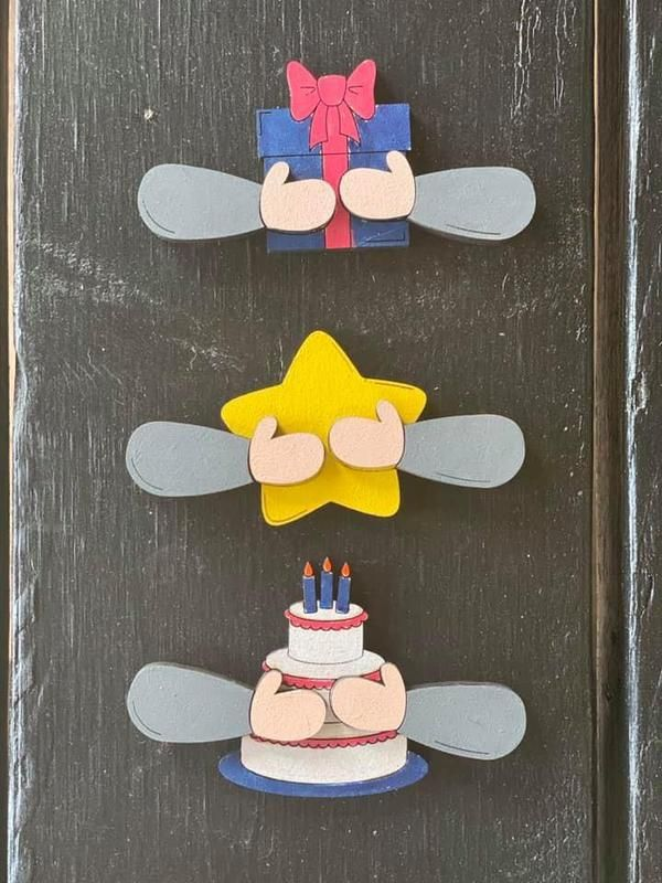 Photo of Gnome Sweet Gnome – Celebration Arm Set (3) Completed