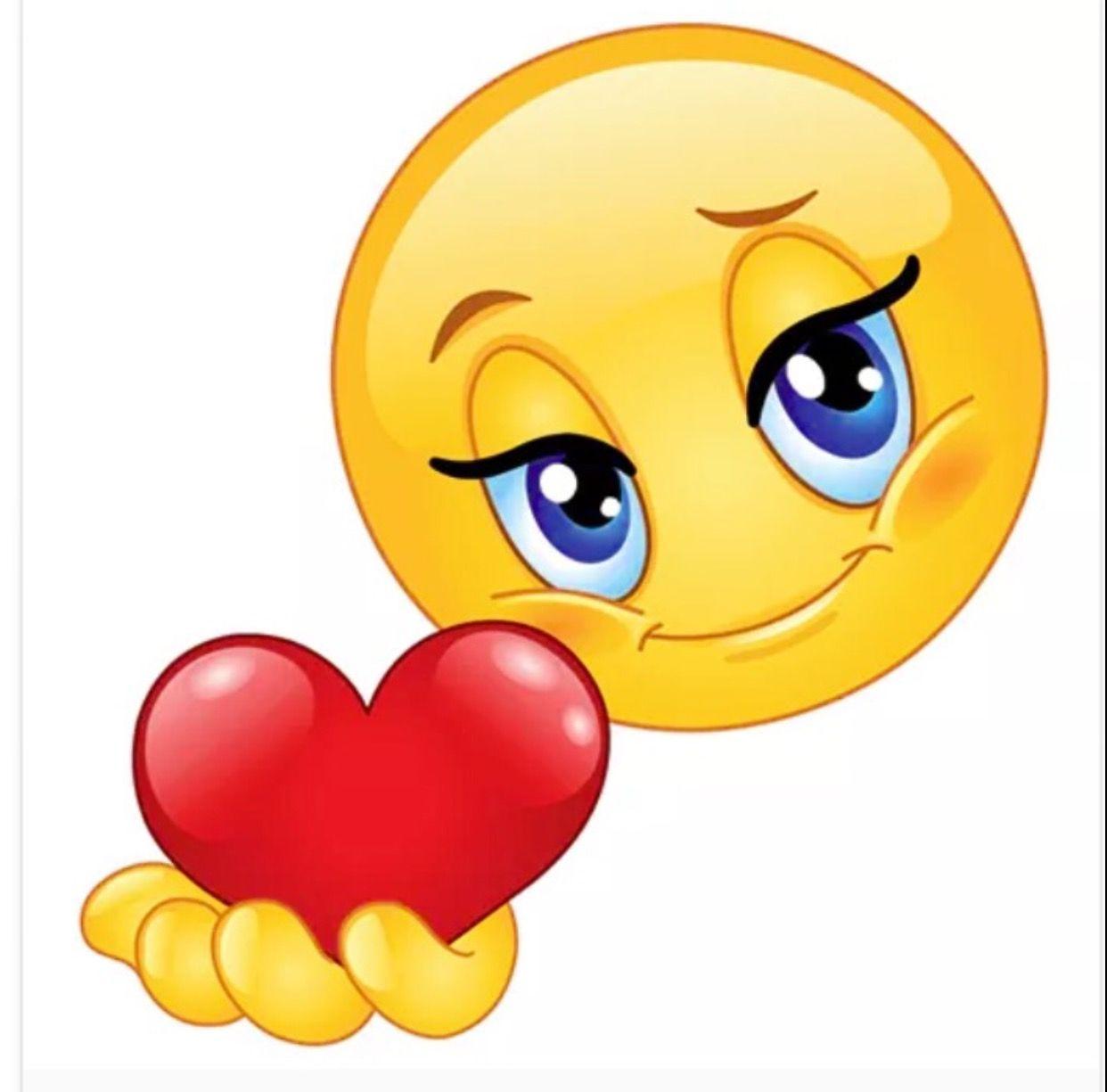 Facebook Emoticon Stickers Heart