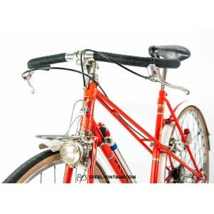 Peugeot Mixte 1970s Very rare. Lights and fenders. Simplex parts.
