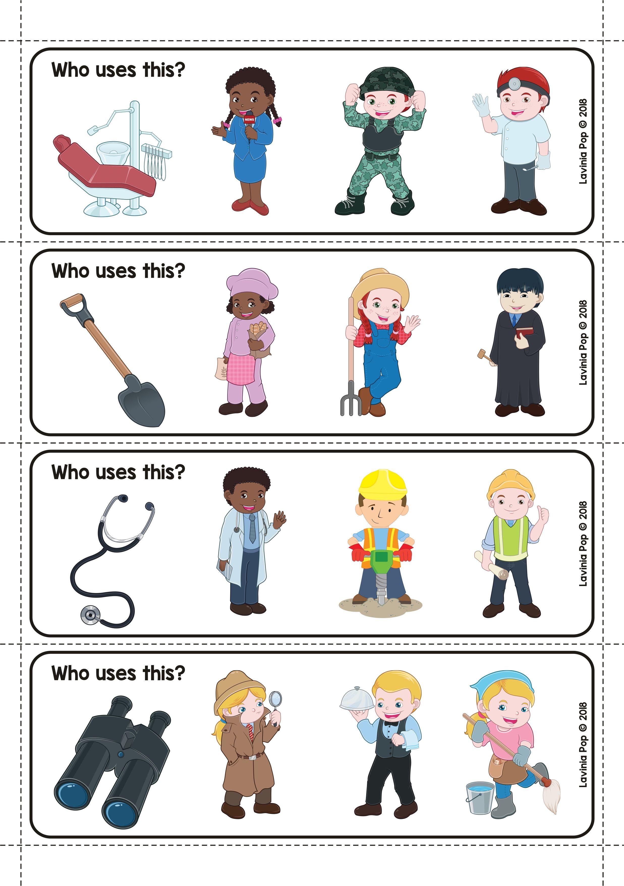 Community Helpers Preschool Centers | Community Helpers ...