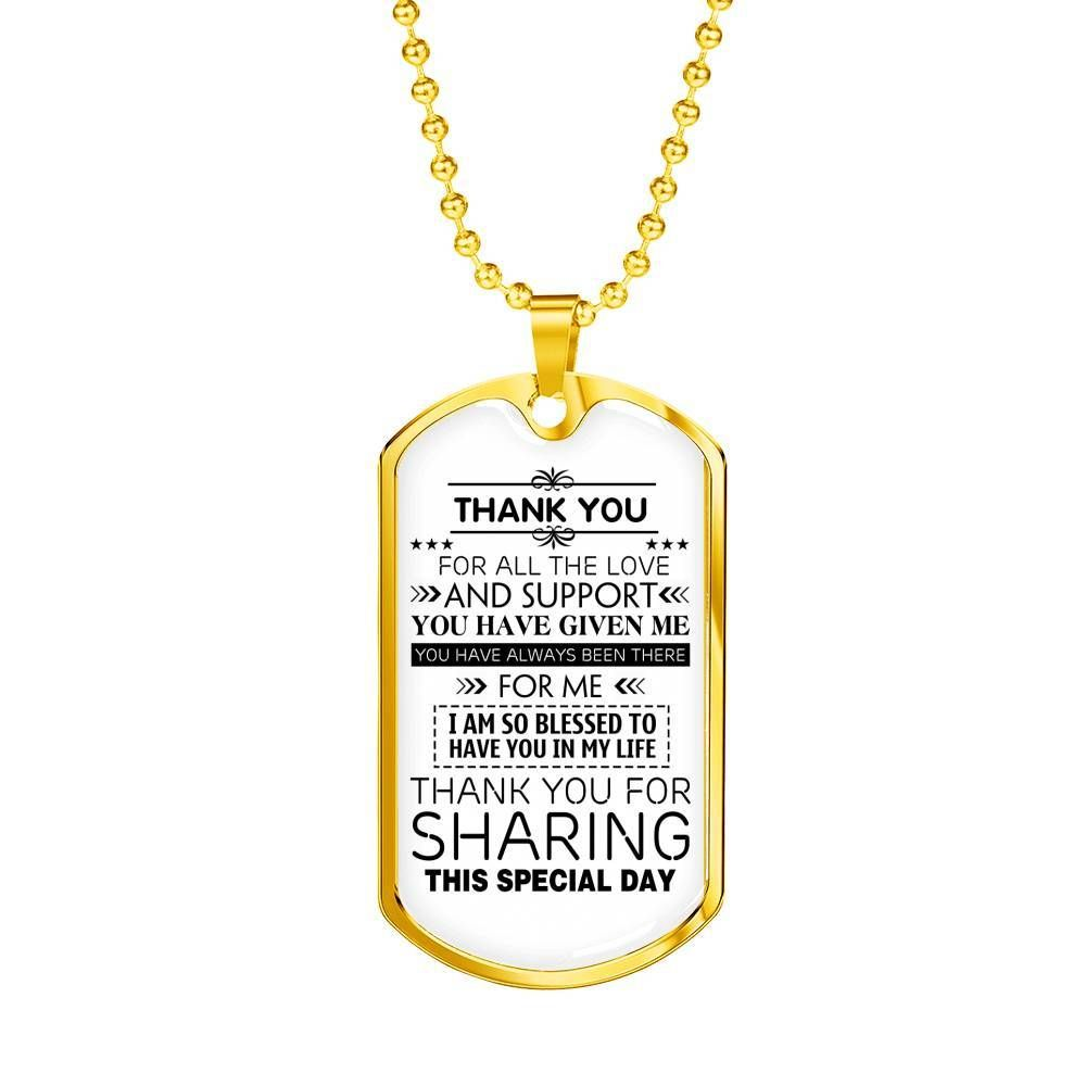 Pin On To My Father Dog Tag