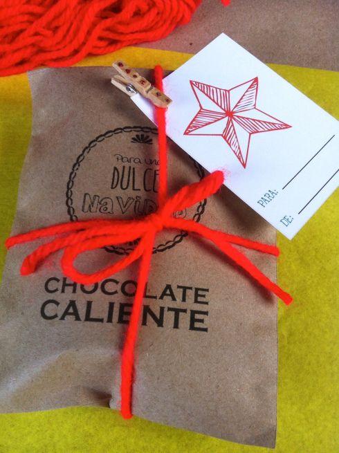 Regalito: chocolate natural
