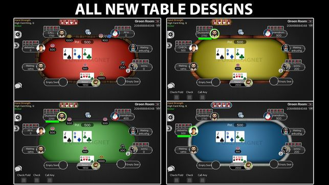 is the amazing poker app to play poker which I