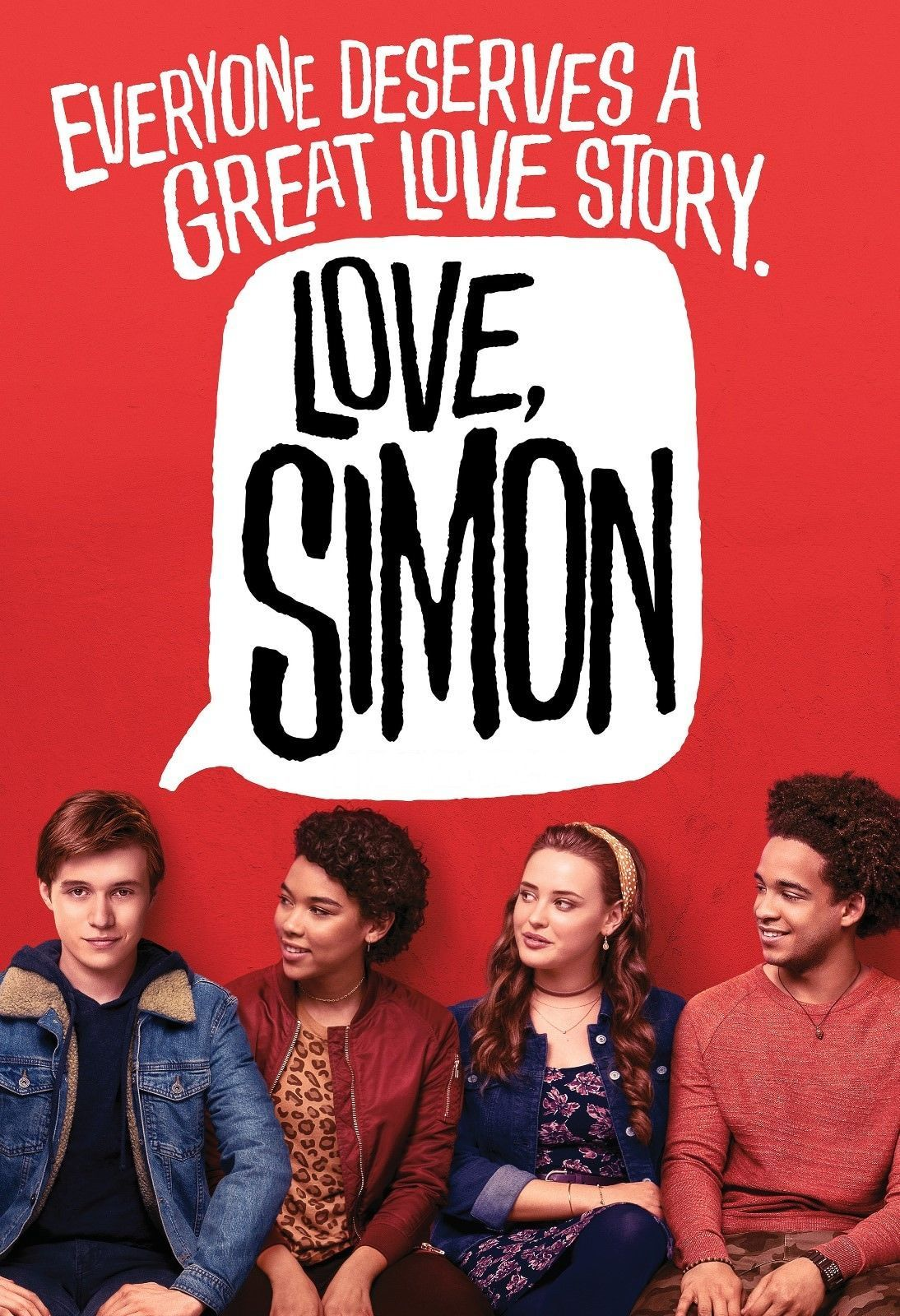7 Love Simon Poster Ebay Collectibles Products Love Simon