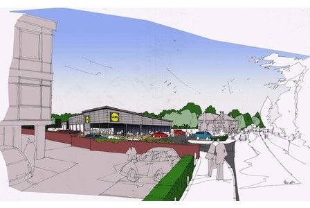 Approval expected for Lidl to build supermarket in Sevenoaks