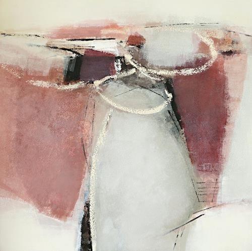 """Renate Migas, """"o.T."""" Mit einem Klick auf """"Als Kunstkarte versenden"""" versenden Sie kostenlos dieses Werk Ihren Freunden und Bekannten."""