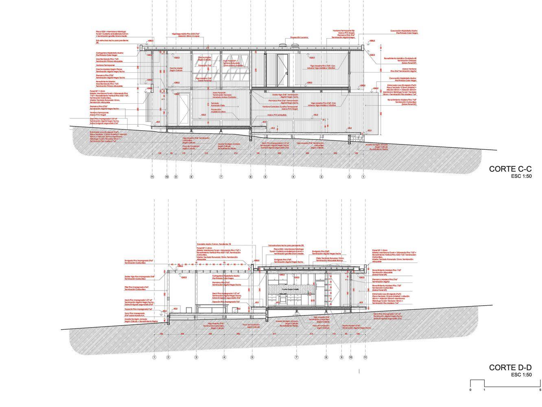 Gallery Of Ad 01 House Diaz Fernandez Arquitectos 24