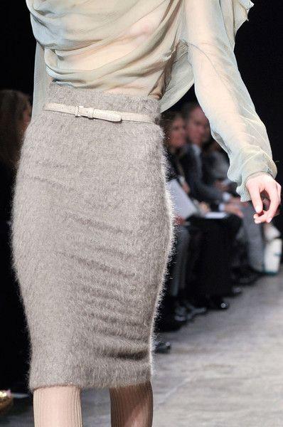 580fadec0ee6 Donna Karan at New York Fashion Week Fall 2011