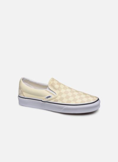 Vans UA Classic Slip-On (CHECKERBOARD en 2020 | Sneakers ...