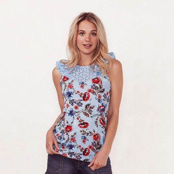 Womens LC Lauren Conrad Dot Off-the-Shoulder Dress