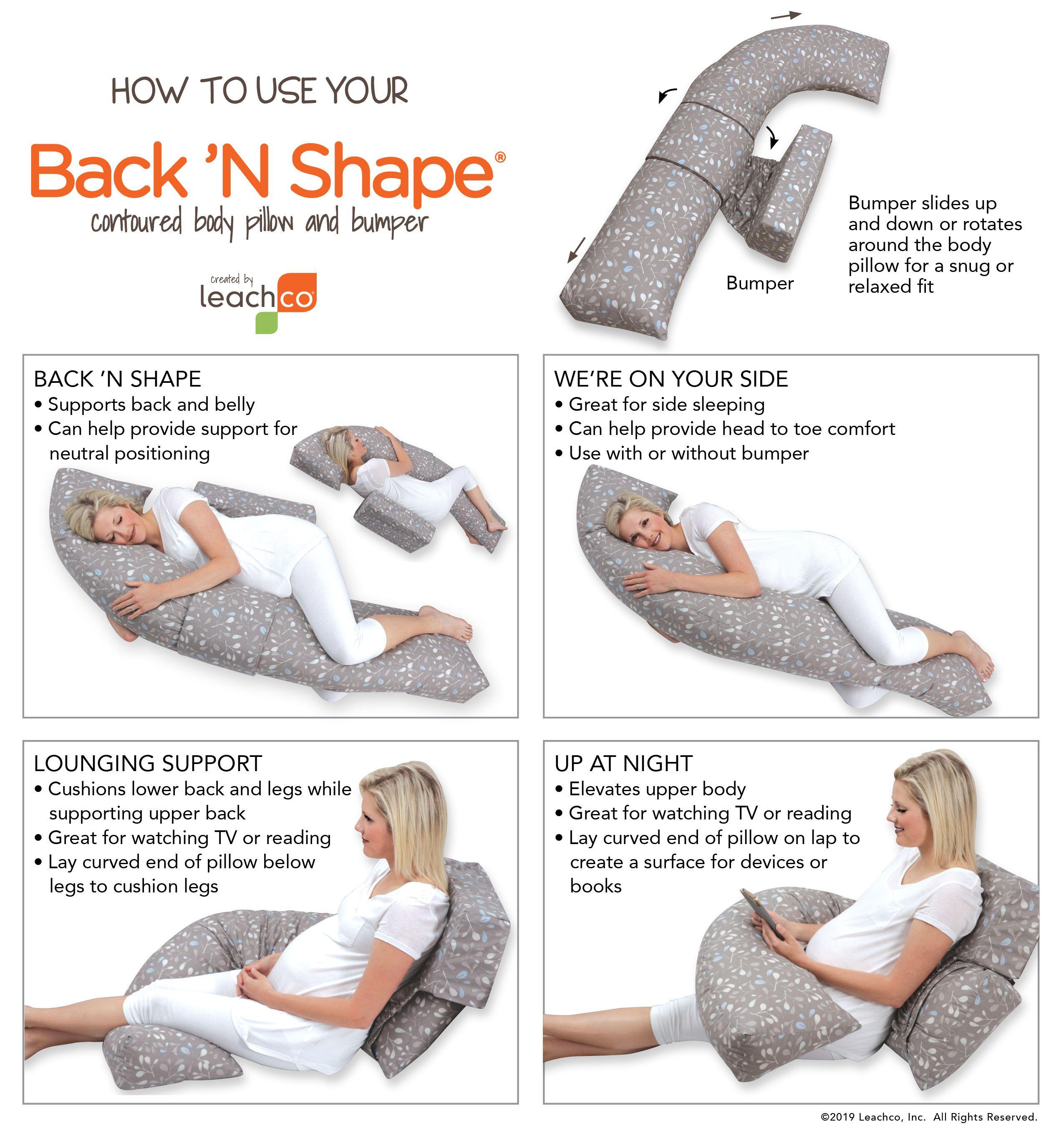 back n shape postpartum care kit