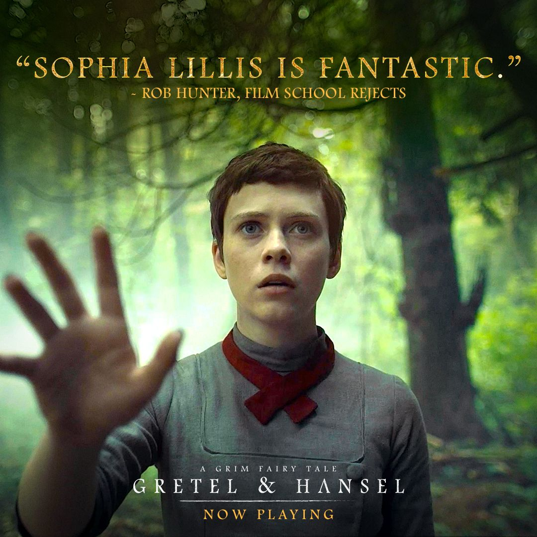 "Film School Rejects calls Sophia Lillis ""fantastic"" in Osgood ..."