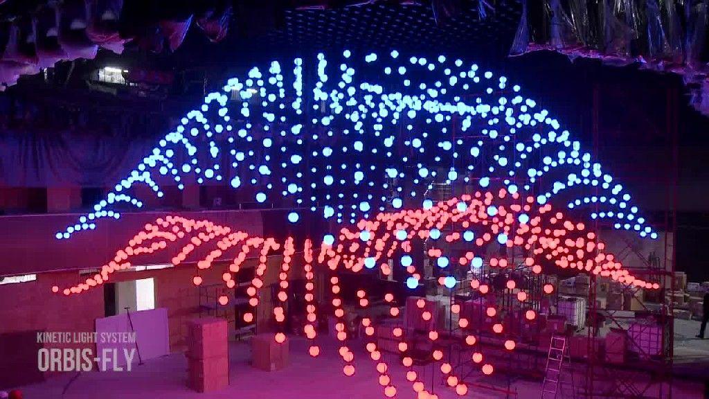 orbis lighting system lighting