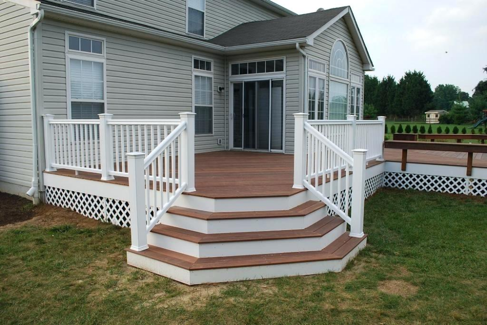Best Deck Stair Designs Npnurseries Home Design Beautiful Stair 400 x 300