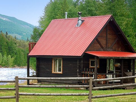 Grizzly bear ranch british columbia remote rustic bc for Remote cabin plans