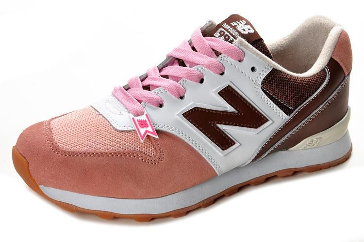 new balance 996 pink brown