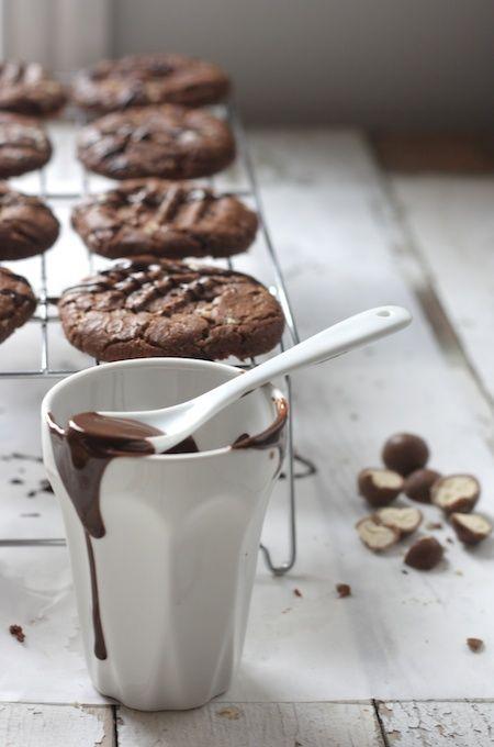 thelastangels:  cake-stuff:  Double Chocolate Malt CookiessourceMore cake & cookies & baking inspiration!  [q'ddd]
