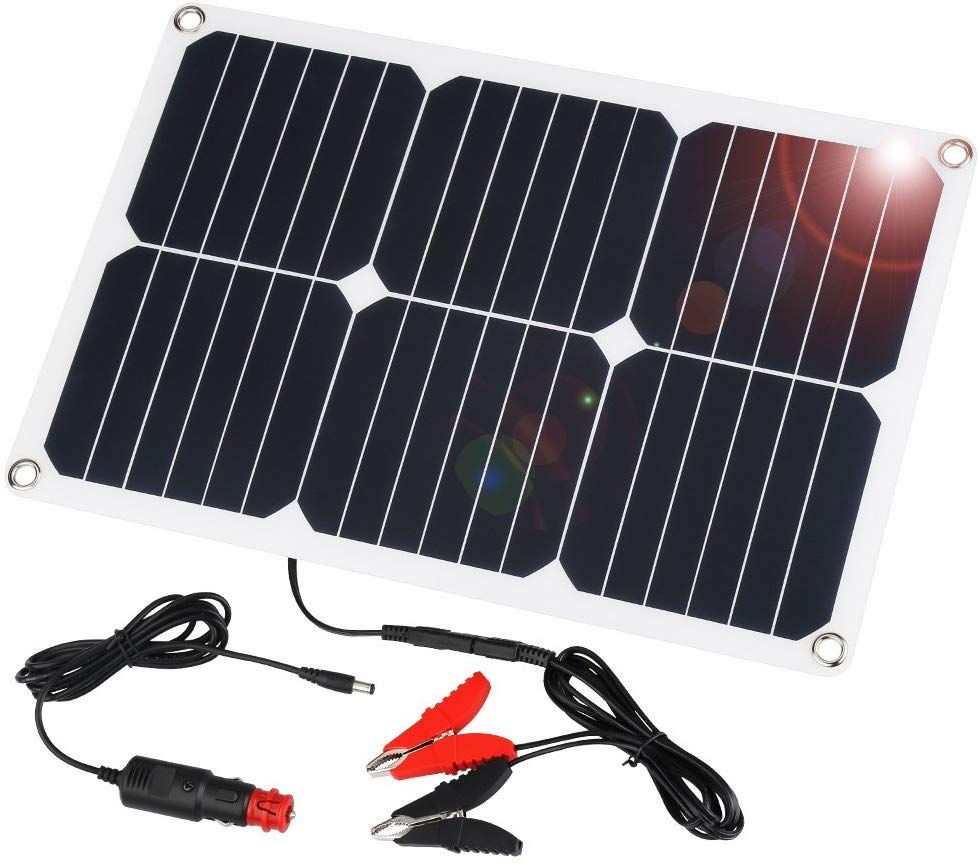 Best Portable Car Battery Chargers In 2019 Buying Guide And Reviews Car Battery Charger Solar Car Solar Battery