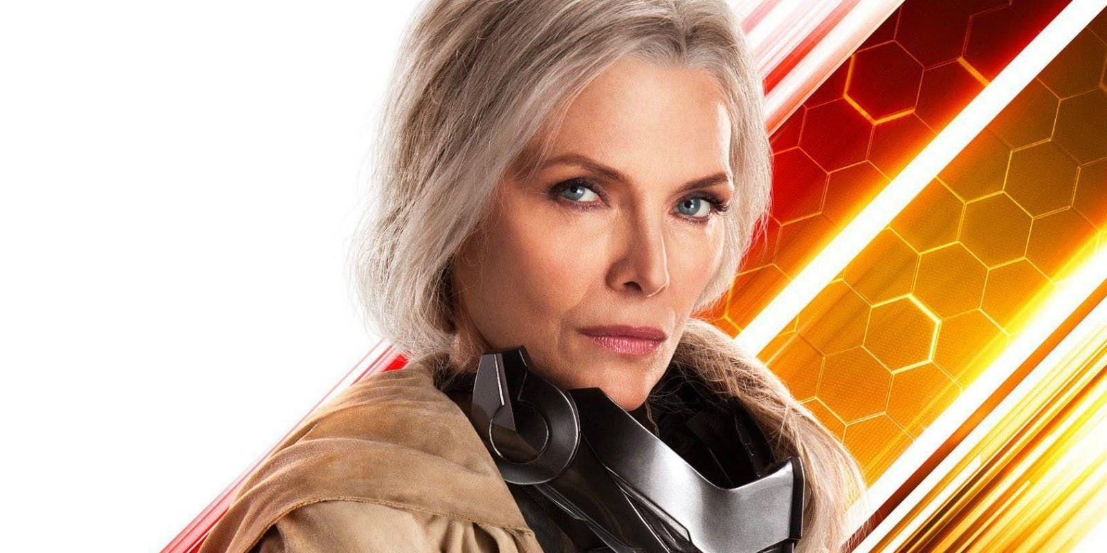 Ant Man Wasp Odeon Ant Man The Wasp Tv Spot Reveals Michelle Pfeiffer Michelle Pfeiffer Ganze Filme Filme Stream