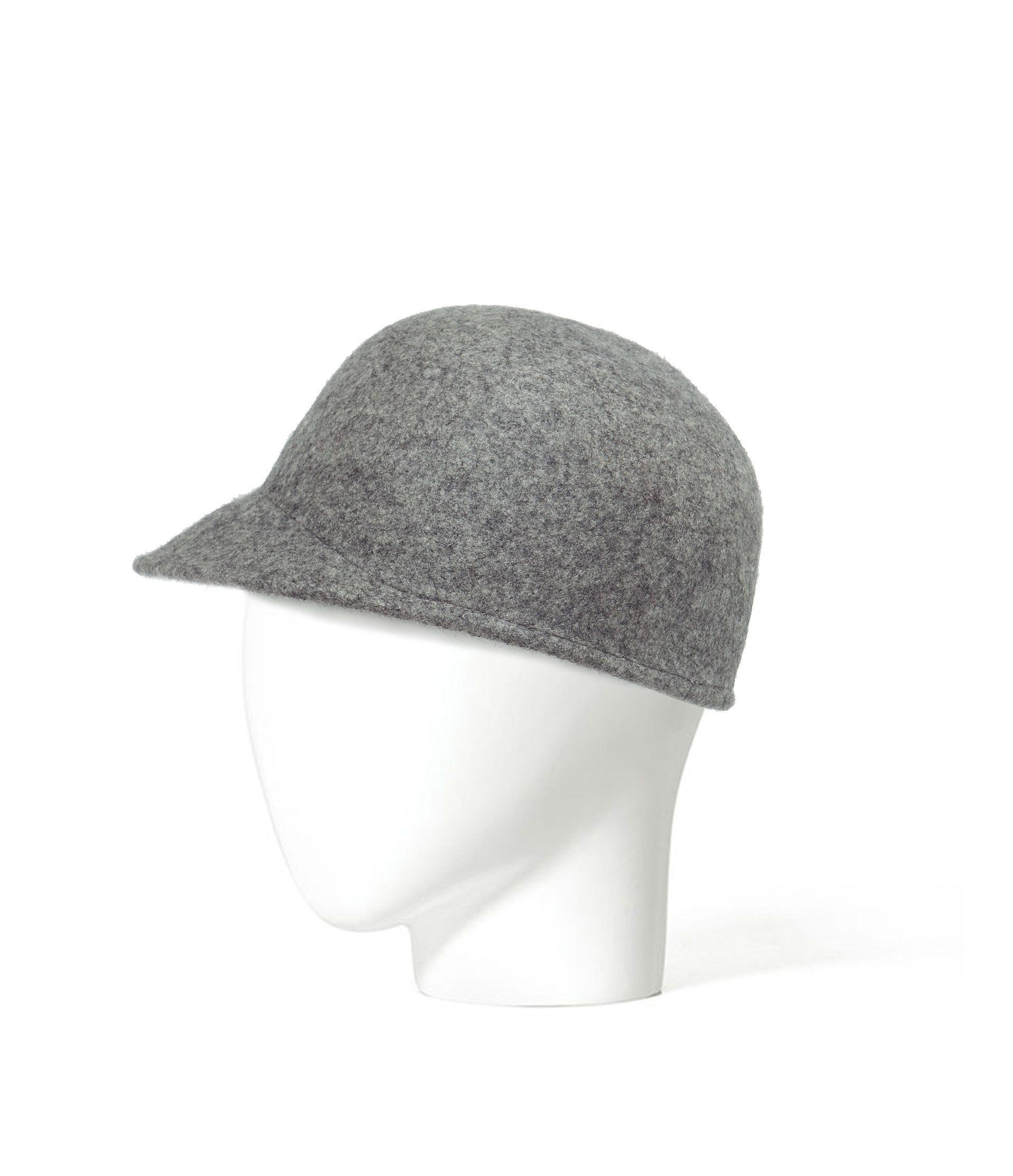 1dcadec8b4b ZARA - WOMAN - GREY FELT CAP Zara Women