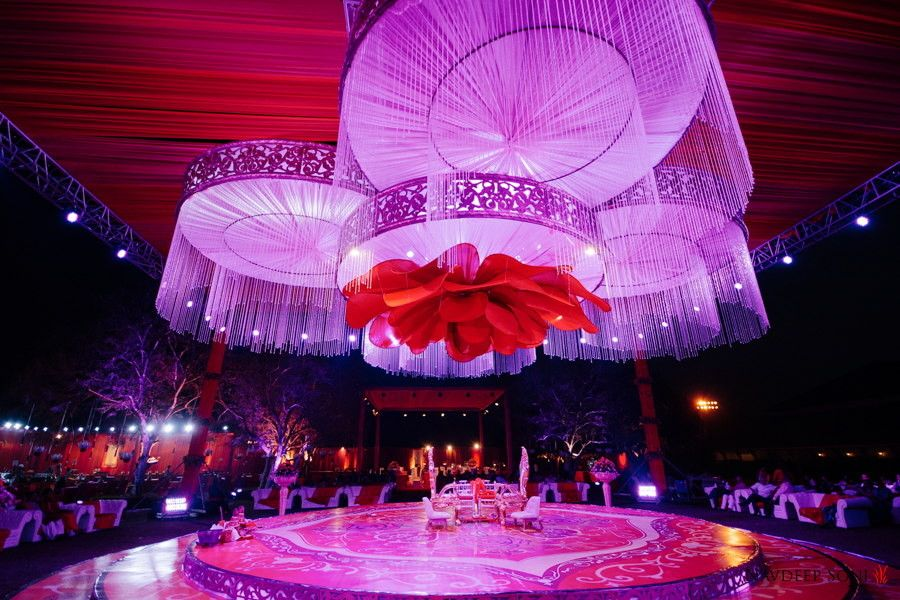 Gujarati destination wedding madhubhan resorts ahmedabad this fun and vibrant gujarati wedding will give you some really cool ideas to steal junglespirit Choice Image