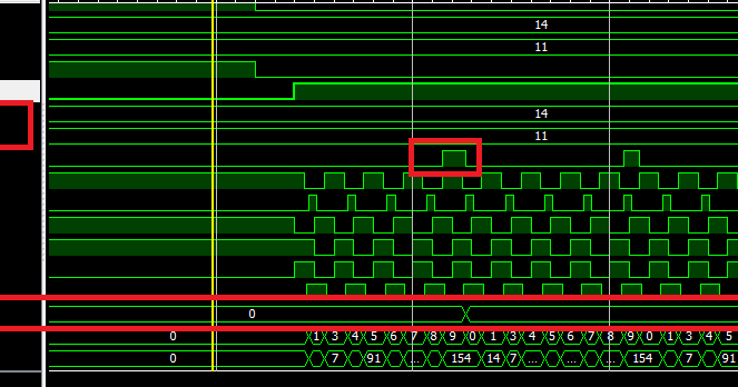 Verilog code for multiplier, 4x4 multiplier verilog code, shift/add