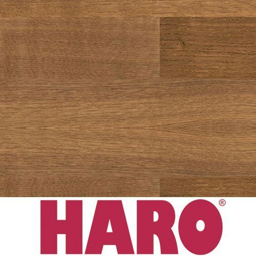 Haro Parquet 4000 Smoked Oak Strip Allegro Permadur Flooring