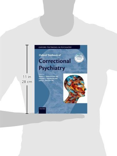 Oxford Textbook of Correctional Psychiatry (Oxford Textbooks in Psychiatry) #book #health http://www.healthbooksshop.com/oxford-textbook-of-correctional-psychiatry-oxford-textbooks-in-psychiatry-3/ Correctional psychiatry has received increasing recognition as an area of practice with unique skills and knowledge. The Oxford Textbook of Correctional Psychiatry brings together American and international experts to provide a comprehensive overview of the field. Students and psychiatric ..